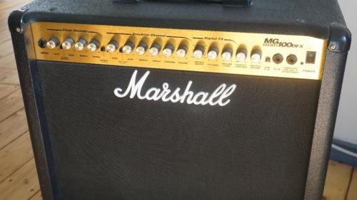 Amplificateur pour Guitare Électrique