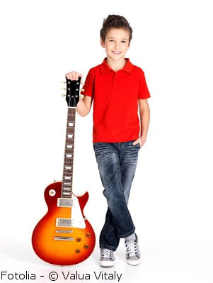 guitare lectrique pour enfants petiteguitare. Black Bedroom Furniture Sets. Home Design Ideas