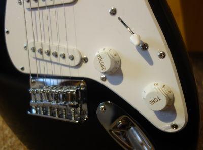 guitare electrique 3/4 enfant