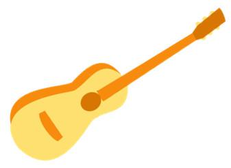 guitare folk parlor