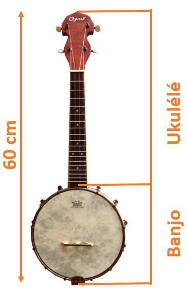 banjo ukulélé