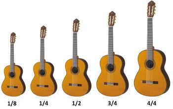 guitare classique 1/4