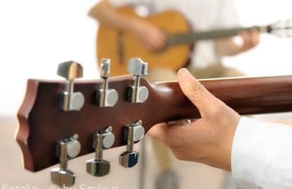 cours guitare enfant