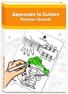 livre guitare enfant