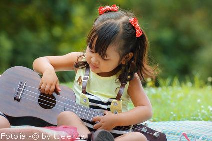 ukulele enfant