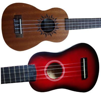 comparaison ukukele jouet et vrai ukulele