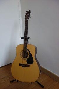 guitare folk pour debutant