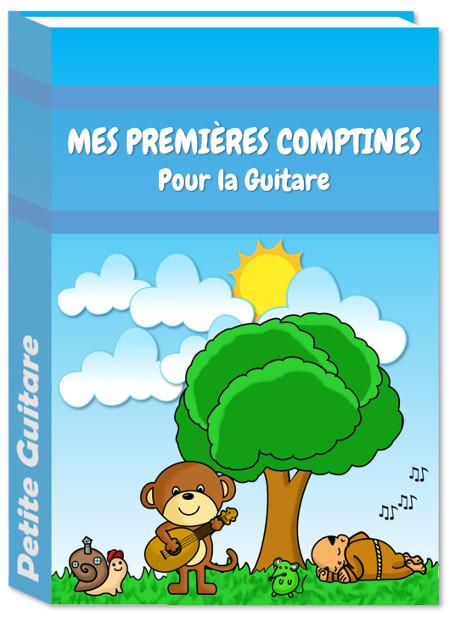 chansons maternelles guitare