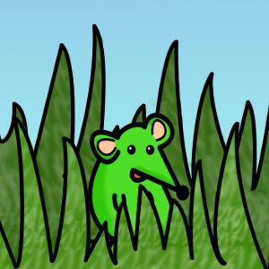 une souris verte chanson maternelle