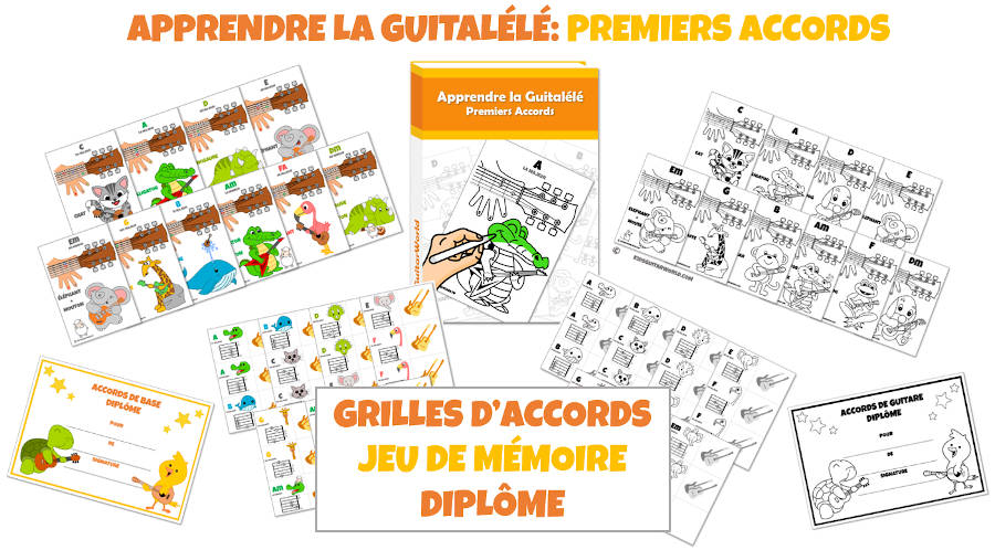 accords guitalele