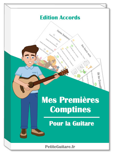 comptines guitare ebook