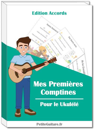 comptines ukulele