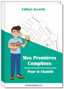 ukulele comptines ebook