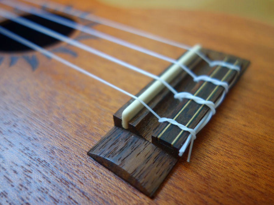 ukulele soprano enfant test